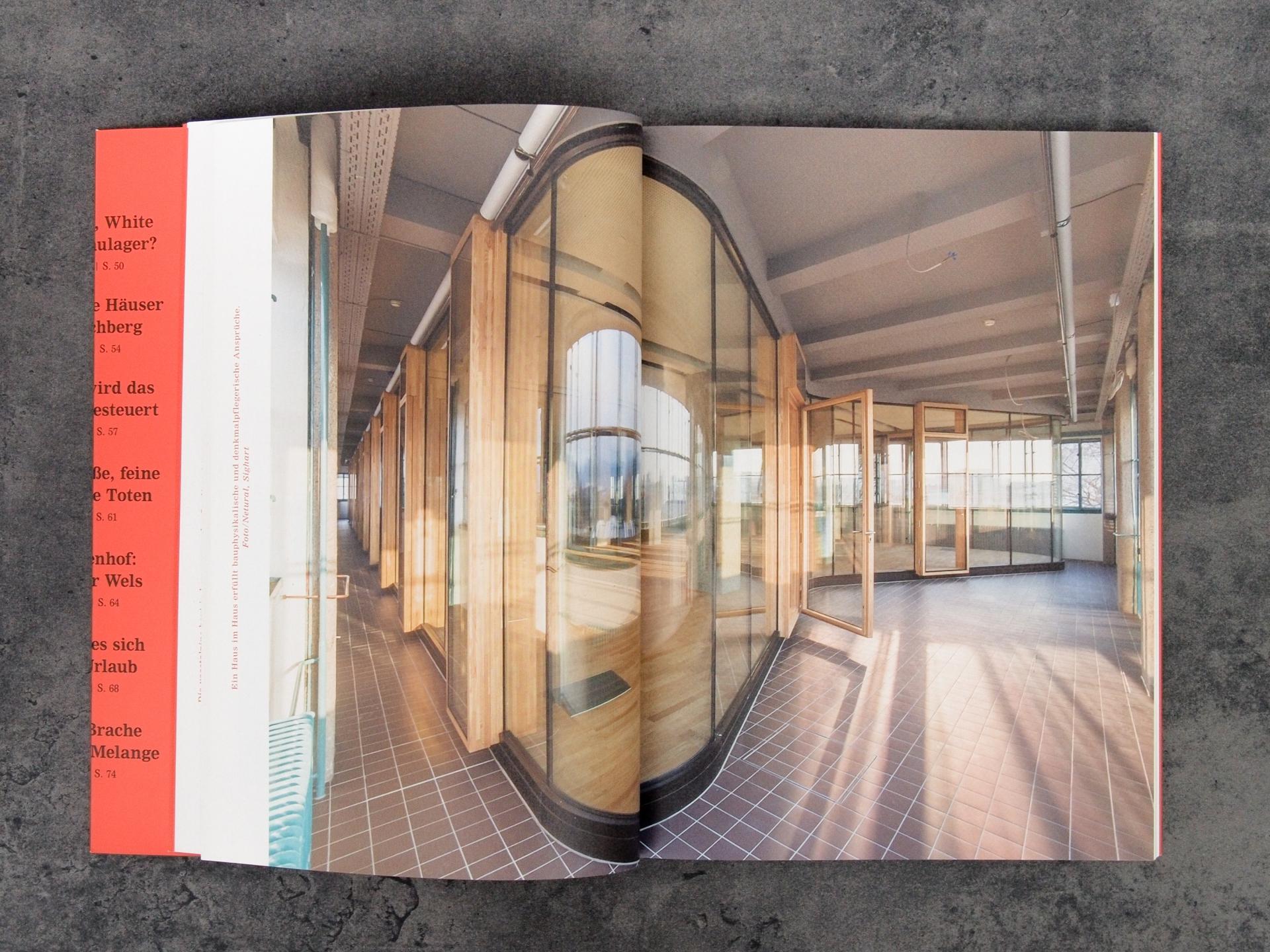 Grafikum Architekturkritik in den OÖN