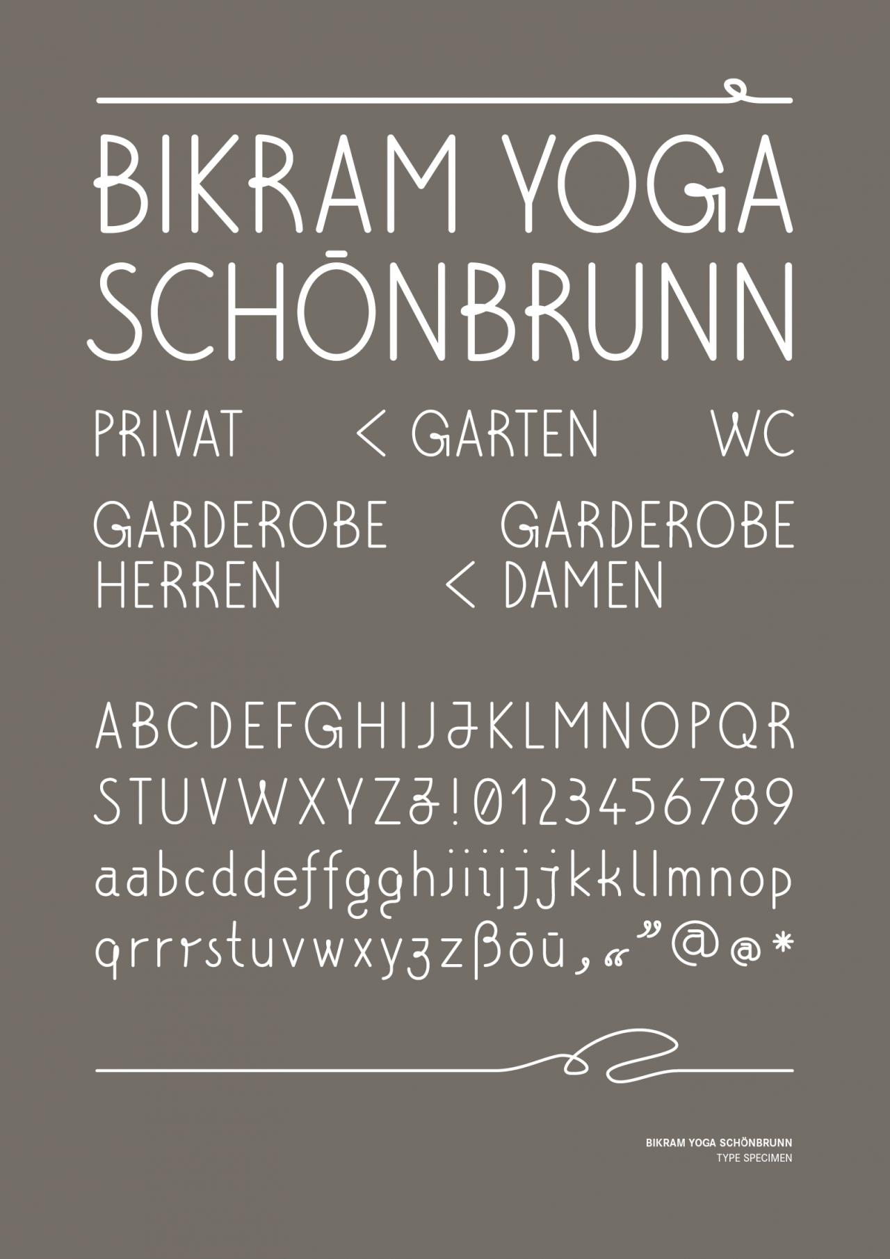 Grafikum Bikram Yoga Schönbrunn