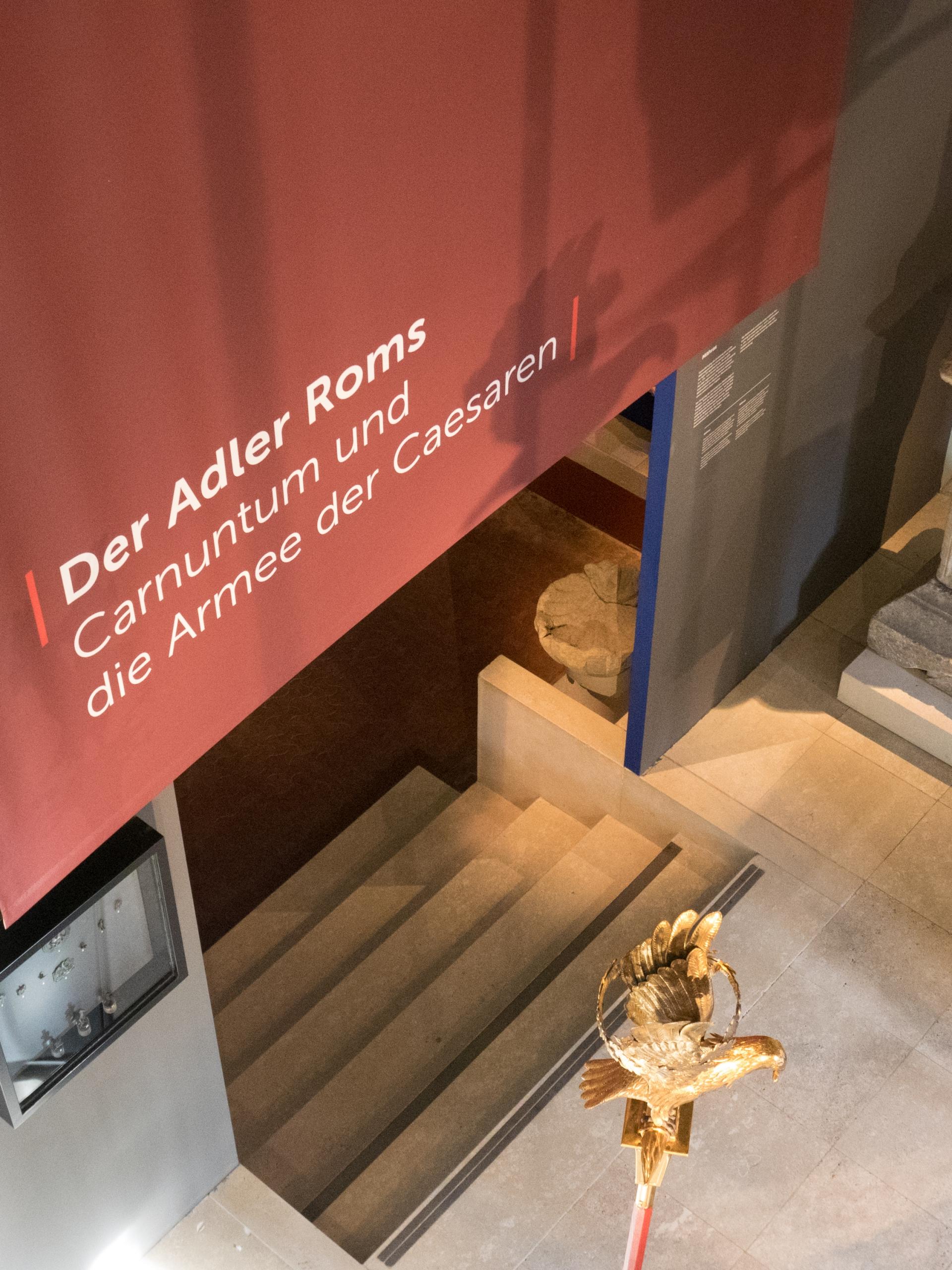 Grafikum Der Adler Roms