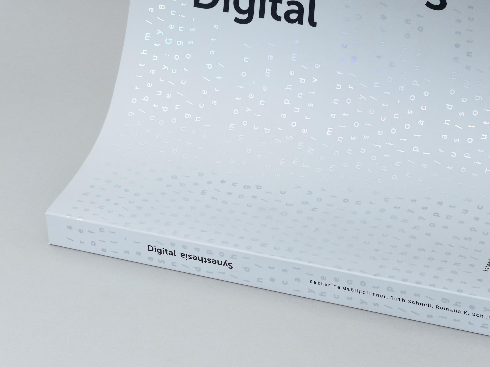 Grafikum Digital Synesthesia catalogue