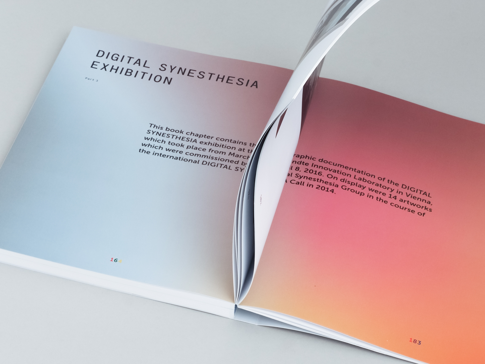 Grafikum Digital Synesthesia catalogue