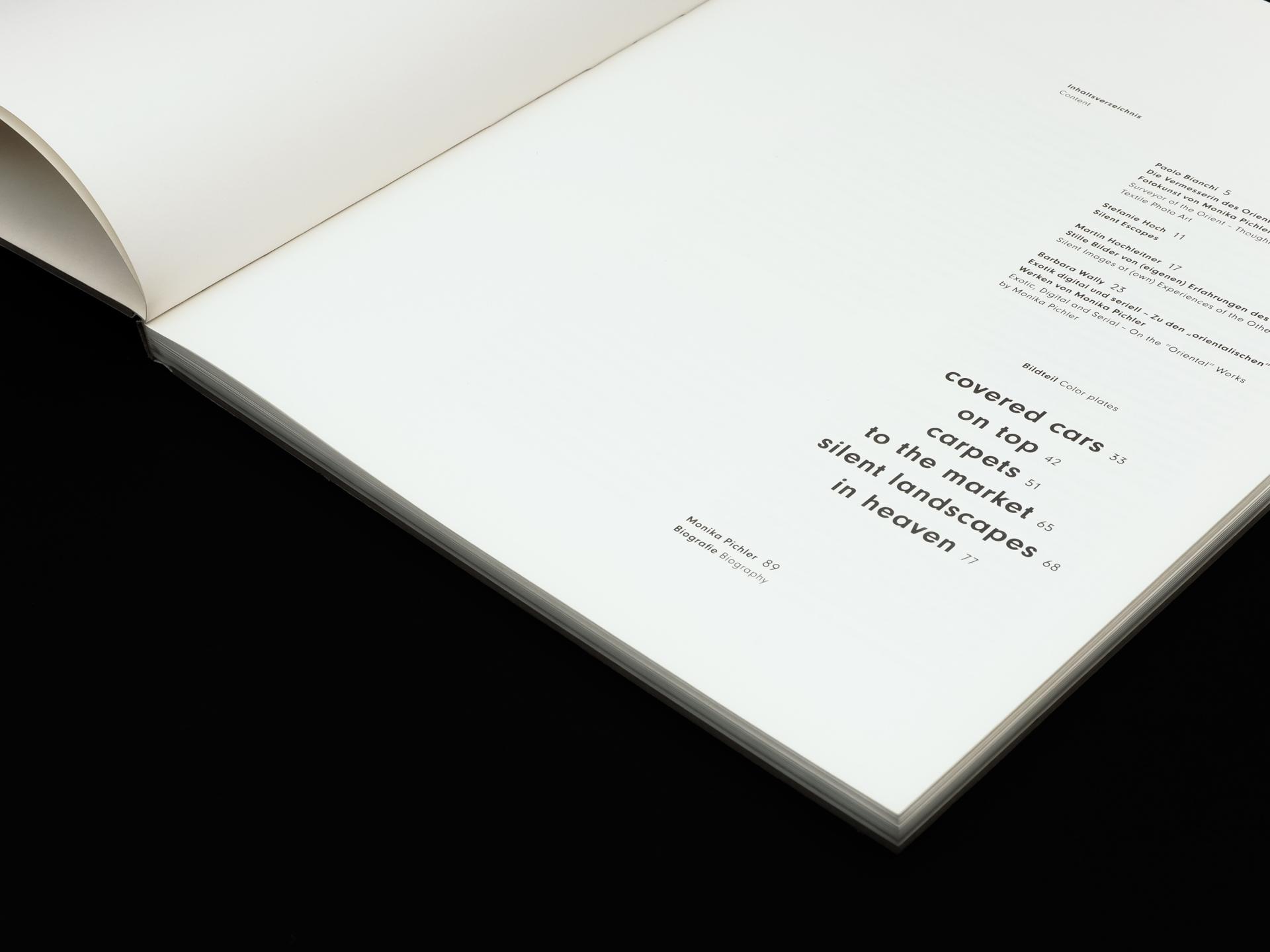 Grafikum Monika Pichler artist catalogue