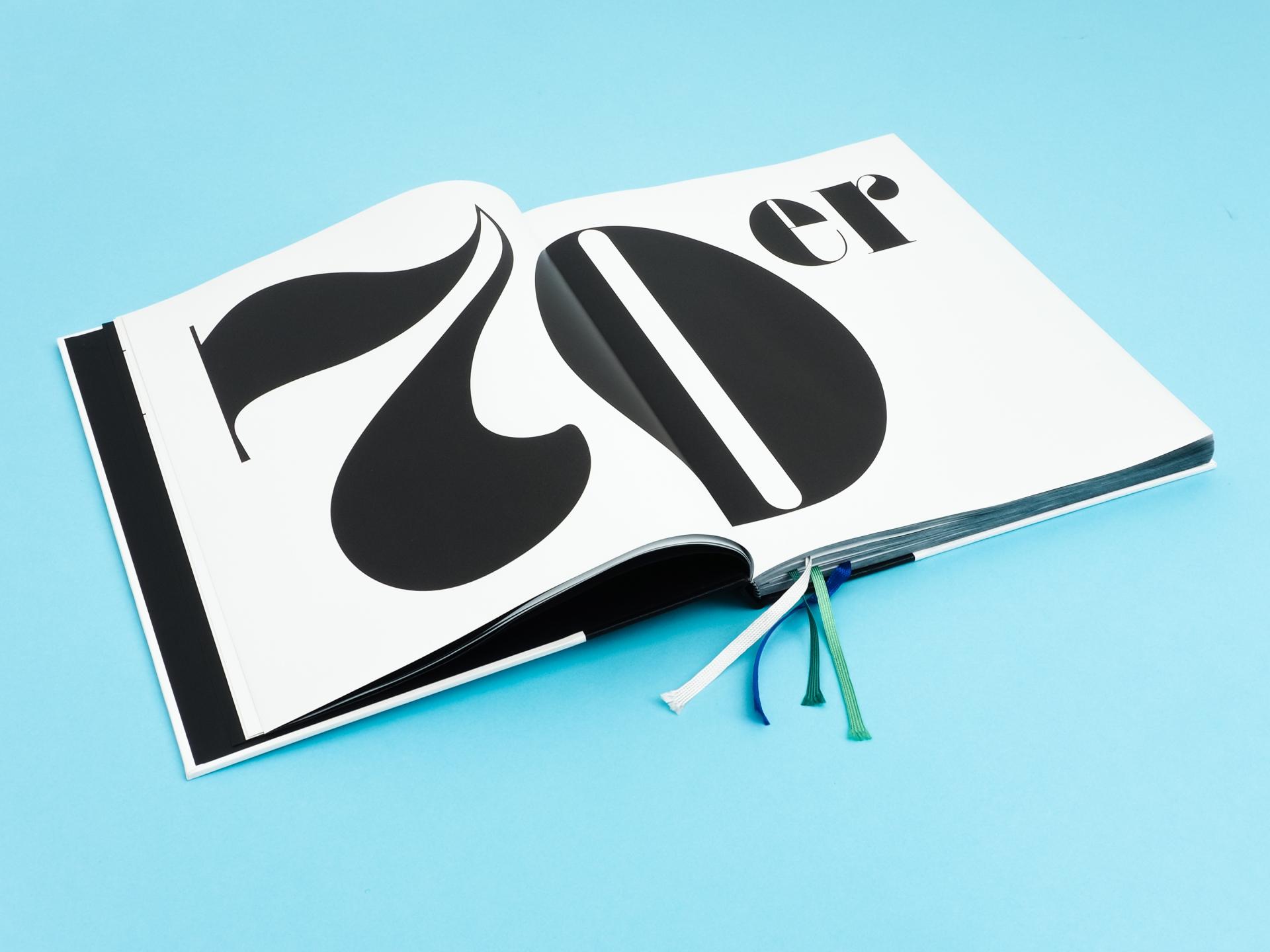 Grafikum OMV anniversary book