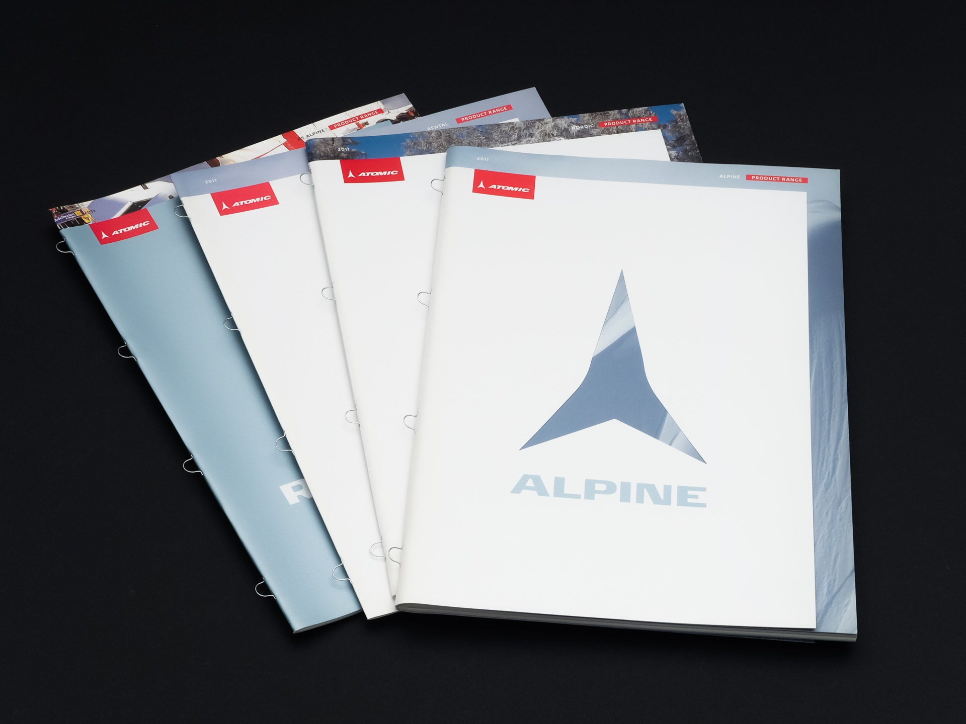 Grafikum Atomic dealer catalogues