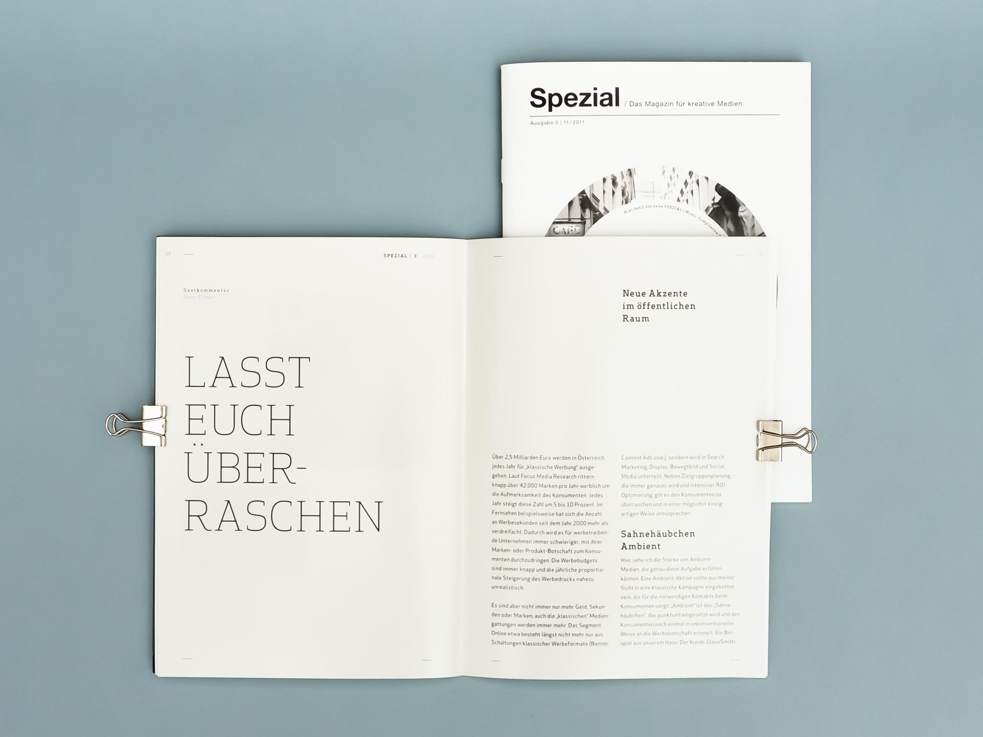 Grafikum Spezial Magazin