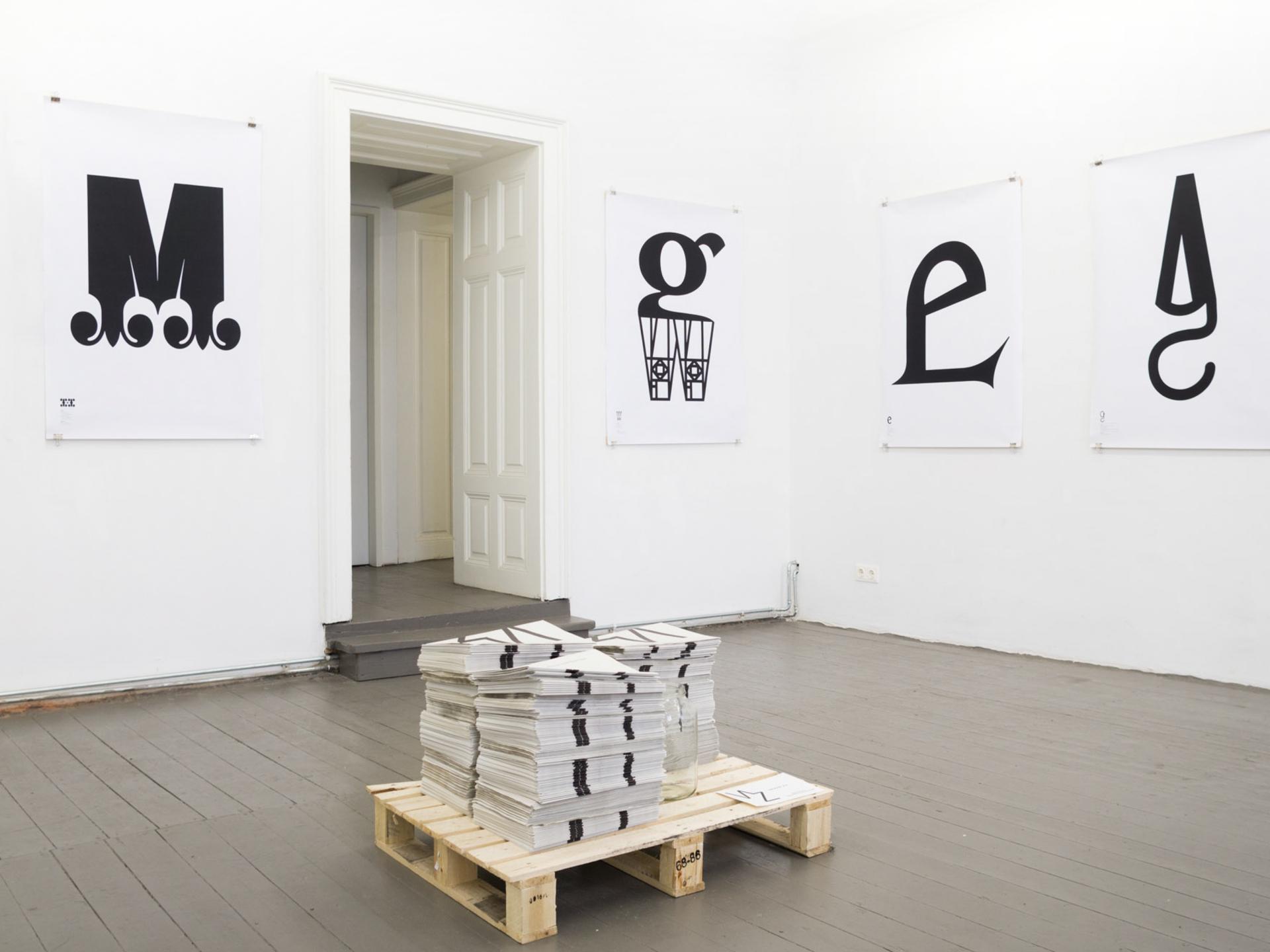 Grafikum Typografische Interferenzen