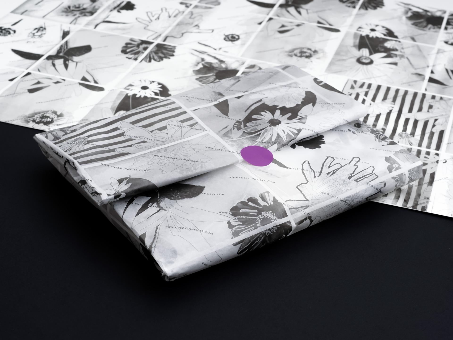 Grafikum Wrapping tissue